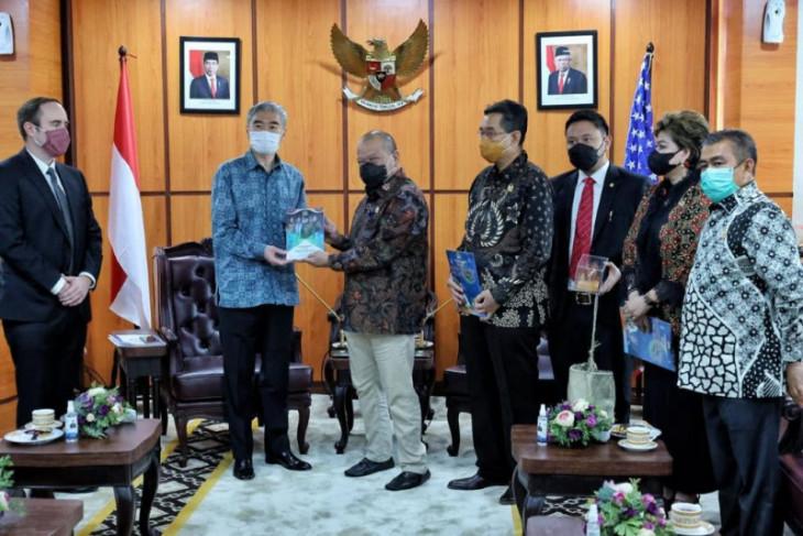 Ketua DPD RI harapkan kerja sama Indonesia-AS prioritaskan alutsista