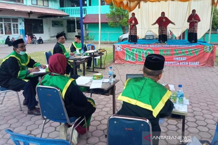 MTQ Aceh Barat berakhir, puluhan kafilah kecewa karena tidak dapat uang saku