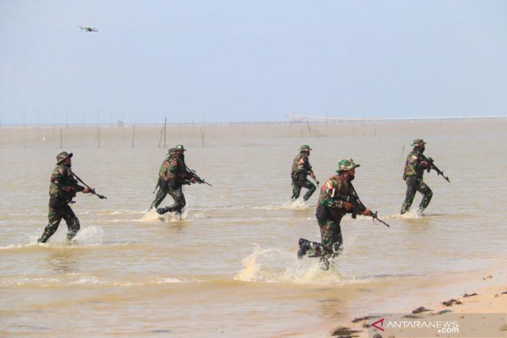 Tanah Merah 'diserbu' prajurit batalyon Raiders dan US Army