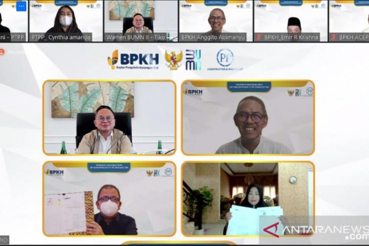 PT PP - BPKH akan bangun  hotel di Mekah untuk haji Indonesia