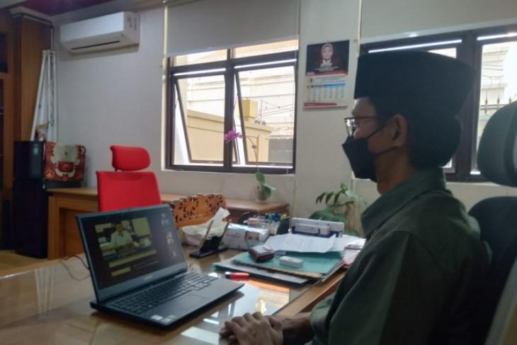 DPRD Surabaya gelar doa bersama virtual untuk almarhum Hamka Mudjiadi