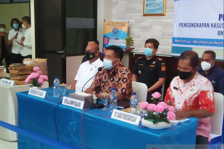 BNNP Maluku benarkan kakak beradik jadi tersangka narkoba begini kronologinya