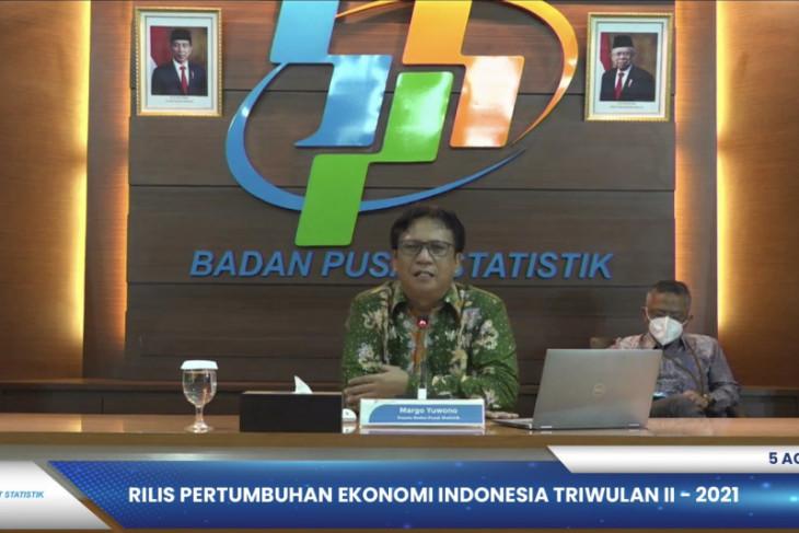 BPS : Indonesia resmi keluar dari resesi ekonomi