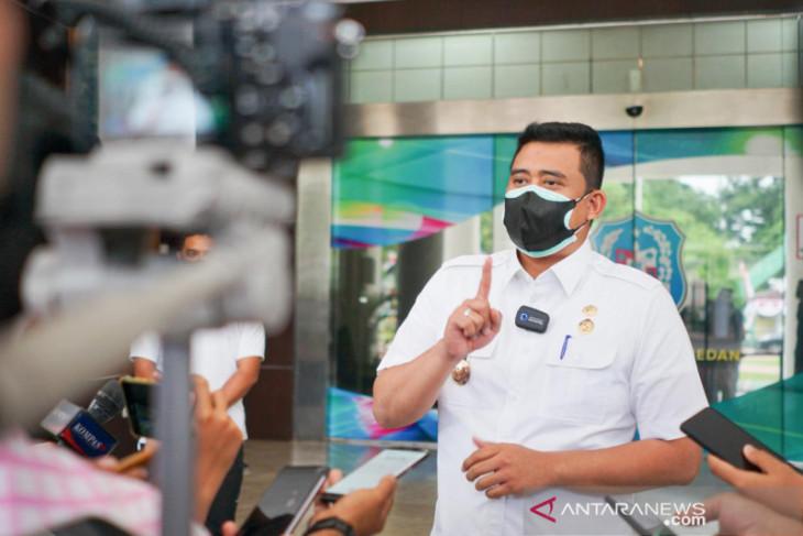 Pemkot Medan tidak terlibat  vaksinasi massal yang picu kericuhan
