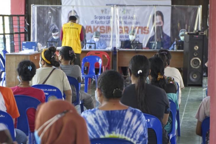 KSP: Ratusan pekerja migran di Nunukan sulit pulang ke kampung halaman