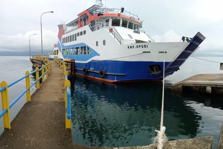 ASDP operasi perdana dua kapal dari Kemenhub di Danau Towuti dan Danau Matano