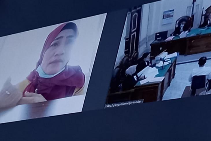 Mantan Bendahara BNN Sumut dituntut empat tahun penjara