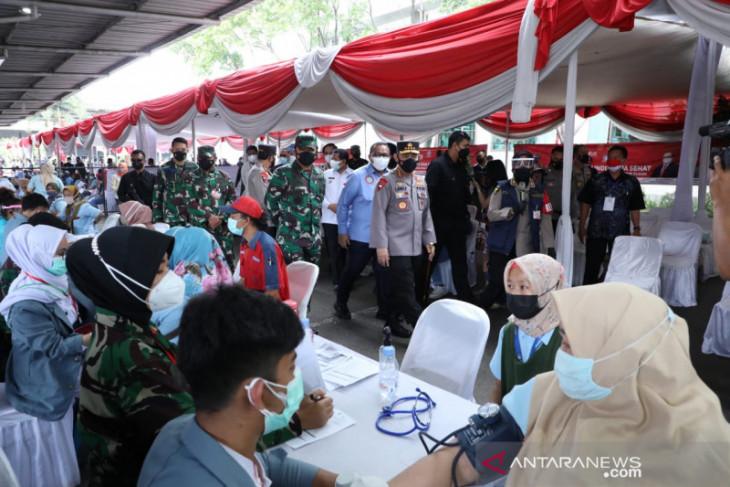 Panglima TNI: Sinergitas TNI-Polri diperlukan tangani pandemi COVID-19