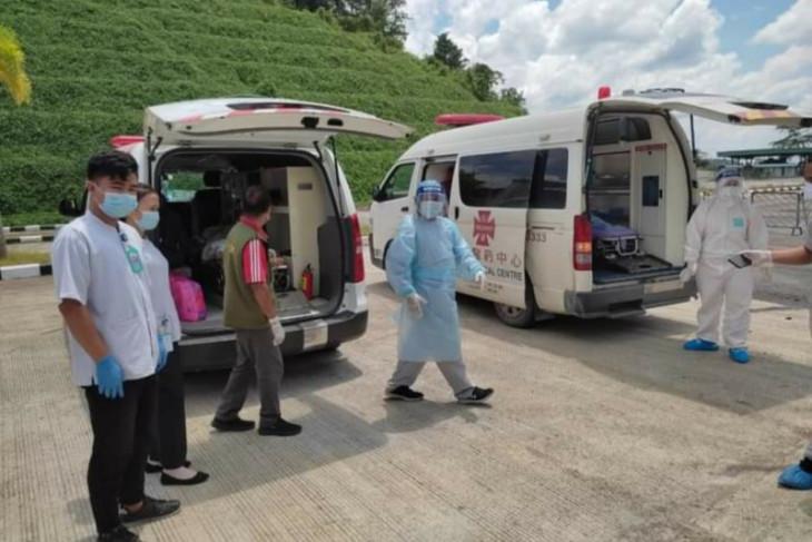 KJRI Kuching bantu pulangkan warga Bulukumba karena sakit strok