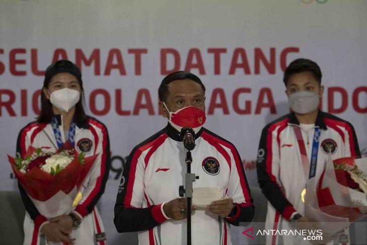Menpora: Presiden Jokowi akan terima langsung tim Olimpiade di Istana