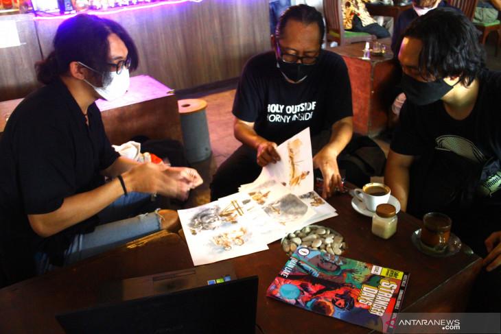 Industri Komik di Malang
