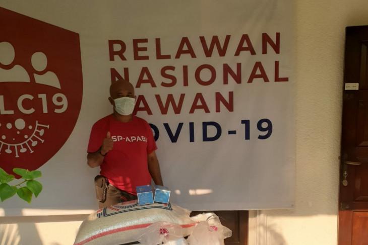 Peduli kemanusiaan, RNLC19 dirikan dapur umum di berbagai daerah