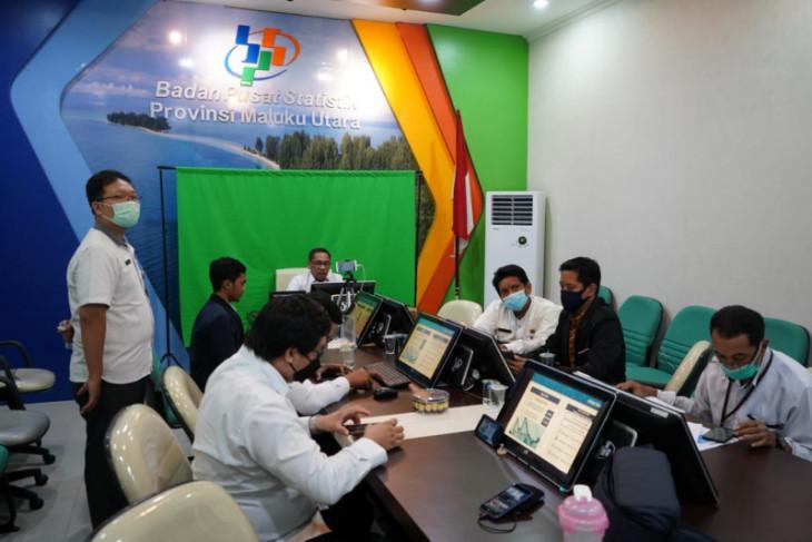 BPS  Pertumbuhan ekonomi Malut triwulan II sebesar 164 persen begini penjelasannya