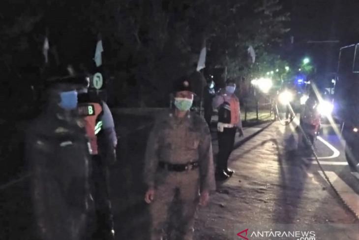 Tim Yustisi Denpasar pantau penerapan PPKM Wilayah Jawa-Bali