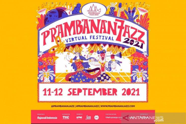 Prambanan Jazz Festival dihelat virtual, cari musisi asal Kalimantan