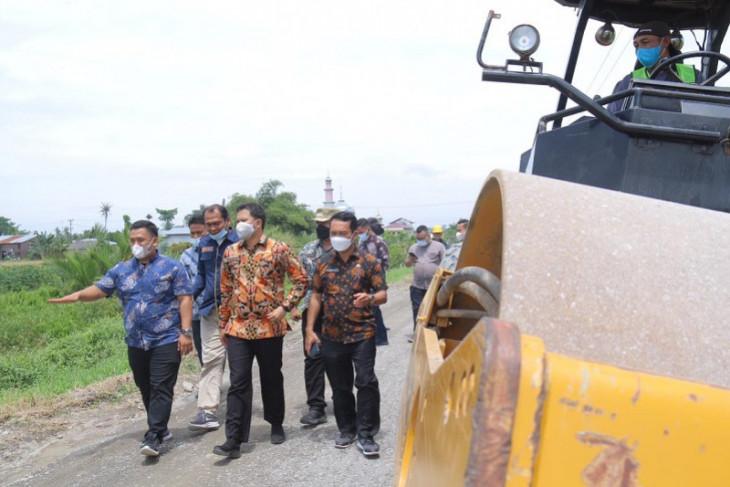 Pemkab Sergai tingkatkan infrastruktur menuju objek wisata
