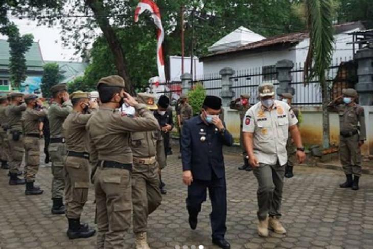 Gubernur Al Haris sebut kemampuan Satpol PP terus ditingkatkan