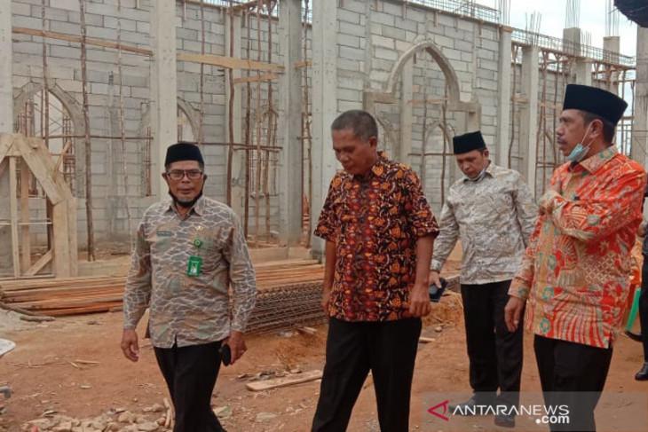 Kakanwil Kemenag Aceh tinjau pesantren Banu Ibrahim di Abdya