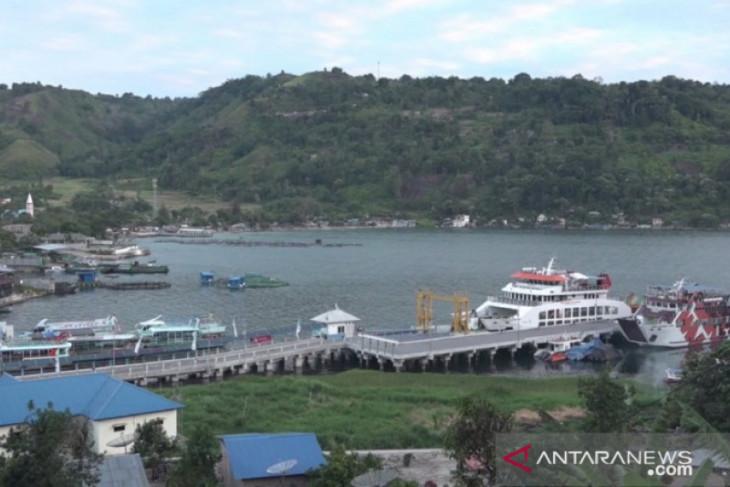 Sejumlah pelabuhan di Kawasan Danau Toba selesai direvitalisasi