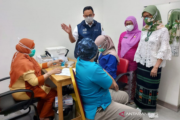 Jakarta targets two million vaccinations in 10 days