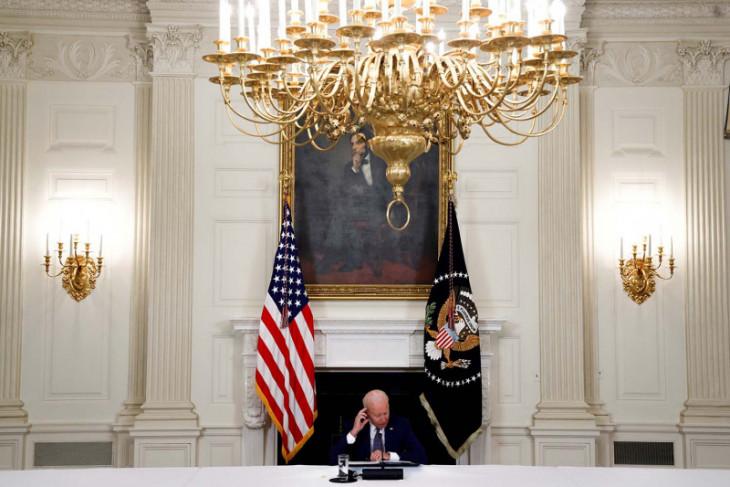 Presiden AS akan jamu pemimpin Australia, India, Jepang di gedung putih