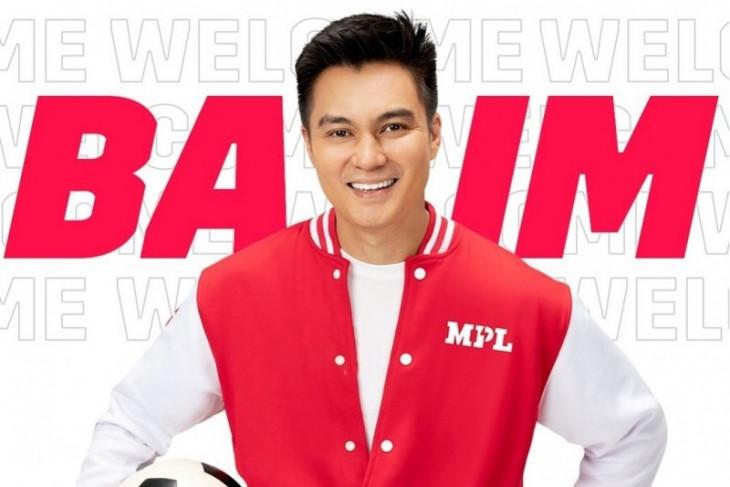 Rayakan Haornas, Baim Wong ajak main e-sports