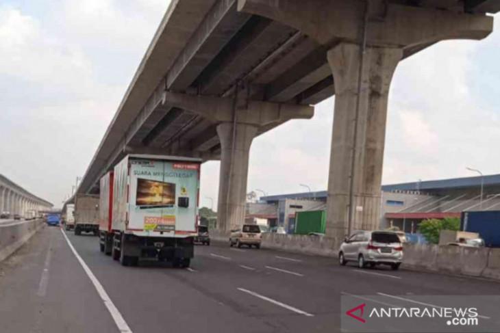 Jasa Marga rekonstruksi dua titik Jalan Tol Jakarta-Cikampek