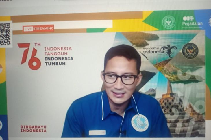 Sandiaga Uno prediksi ada letupan wisata seusai PPKM