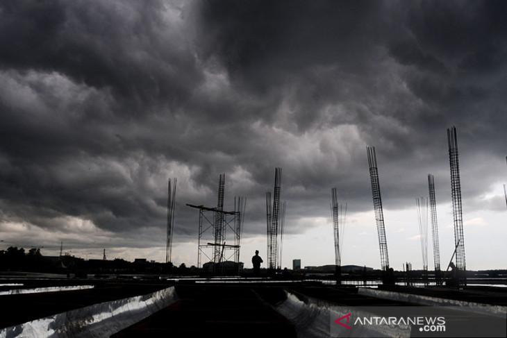 BMKG prakirakan potensi hujan  lebat di beberapa provinsi Indonesia