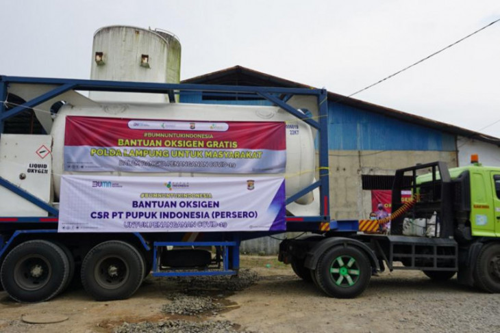 Caring and sharing for helping Indonesians in need during pandemic