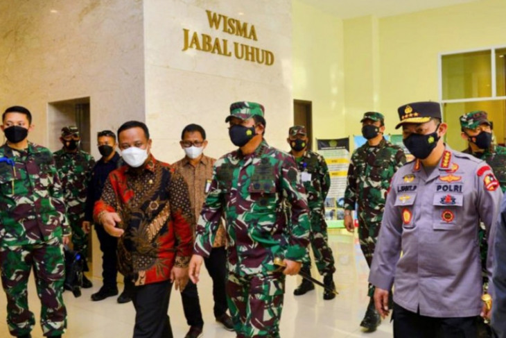 Panglima TNI: Tingkatkan pelacakan kontak erat pasien COVID-19