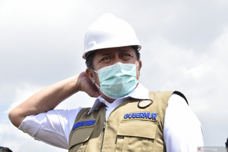 Gubernur Sumsel belum memastikan perpanjangan PPKM level empat