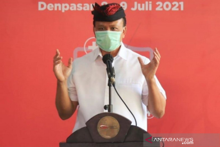 Satgas Bali laporkan 1.261 pasien COVID-19 sembuh