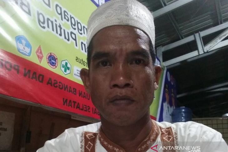 Ketua Kerukunan BPK HSS berduka atas gugurnya  relawan dalam tugas