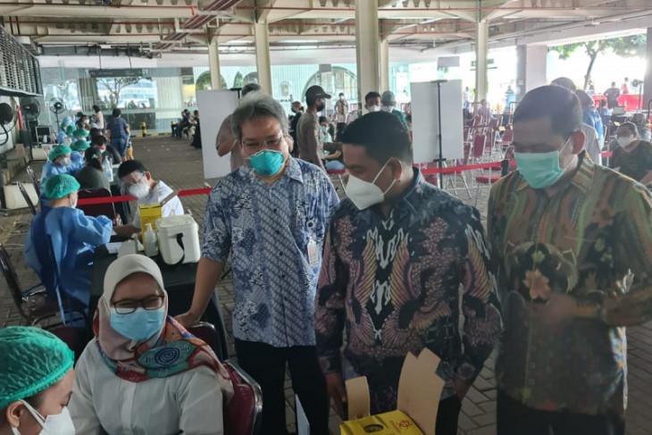 DPRD Banten apresiasi vaksinasi COVID-19 di MaxxBox Lippo Village