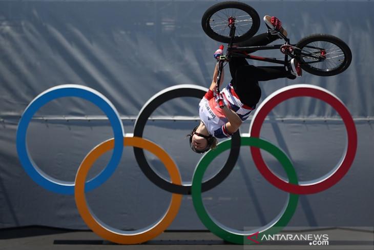 Popularitas balap sepeda melonjak pada Olimpiade Tokyo