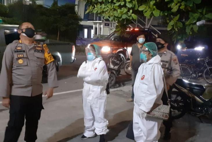 Polres Binjai dan tim gabungan operasi protokol kesehatan