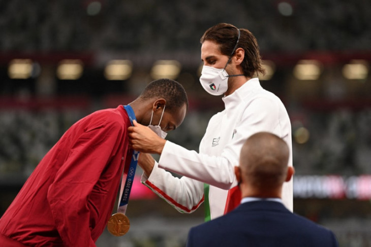 Sembilan momen paling dikenang di Olimpiade Tokyo 2020