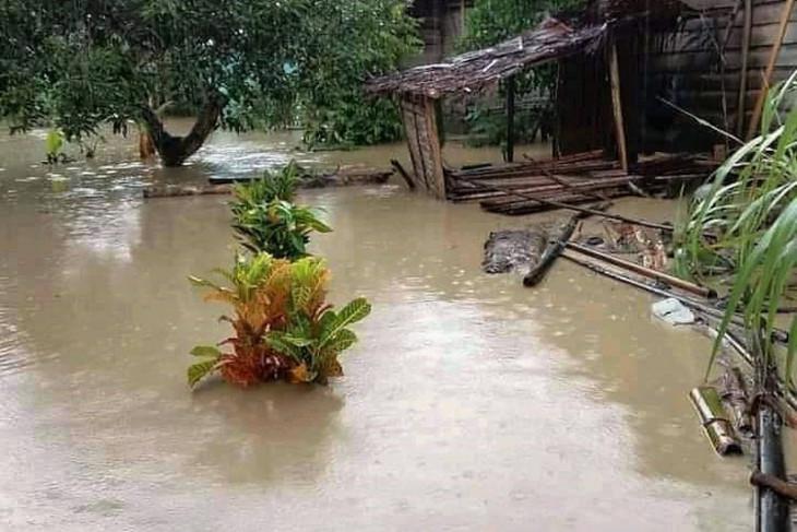 BPBD  193 Jiwa di Seram Bagian Timur terdampak banjir begini penjelasannya