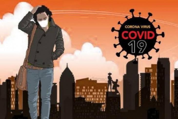 Polisi amankan pria diduga  positif COVID-19 keluyuran wisata kuliner