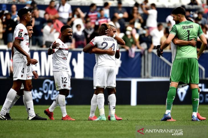 Hasil dan klasemen pekan pembuka Liga Prancis