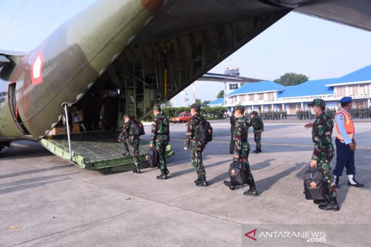 COVID-19: TNI sends 122 health personnel to Yogyakarta