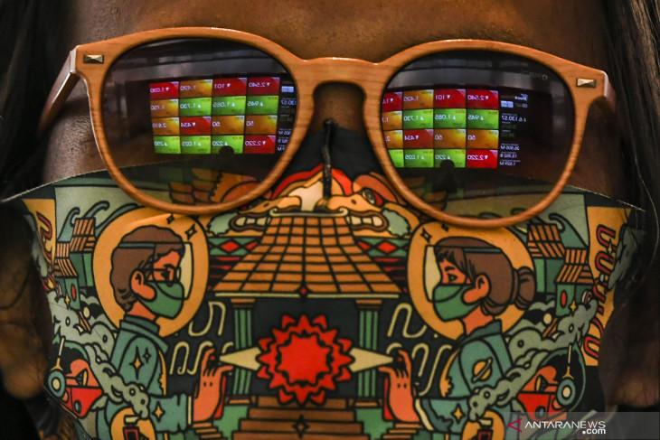 Kamis, IHSG terkoreksi ikuti pelemahan bursa saham global