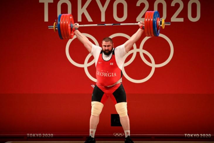 Olimpiade Tokyo 2020 dalam  angka