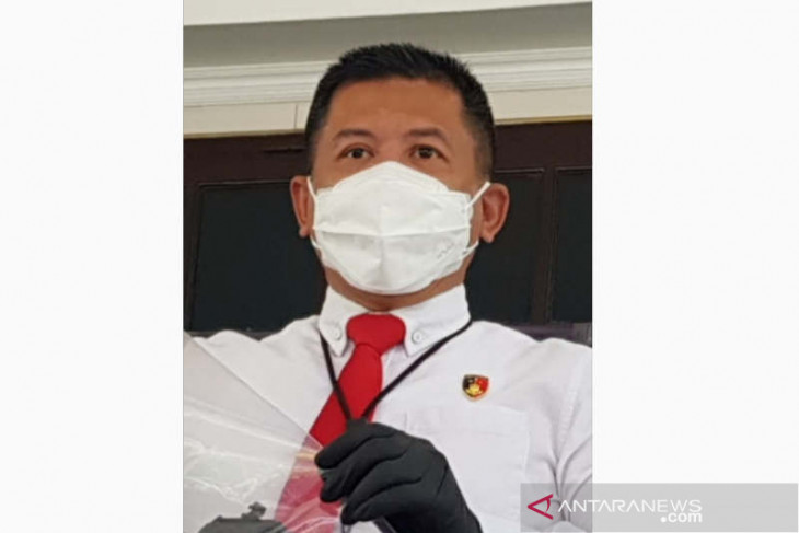 Polisi Jateng ungkap pengiriman 441,21 gram sabu awal Malaysia