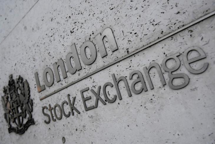 Saham Inggris kembali melemah, indeks FTSE 100  terpangkas 0,25 persen