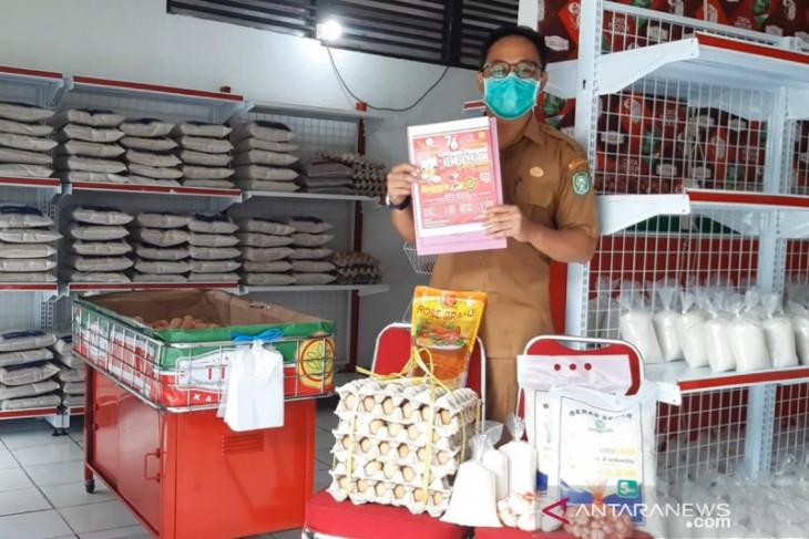 Dinas Ketahanan Pangan Kalbar luncurkan Promo Pangan Kemerdekaan Murah (PPKM)