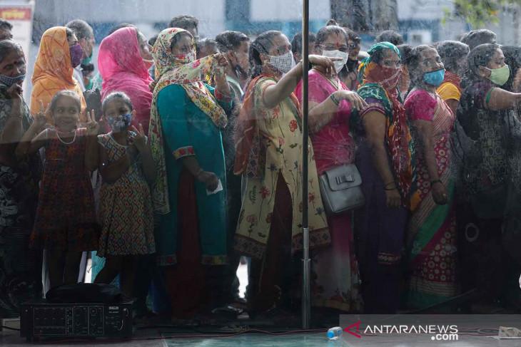 India setujui 'vaksin COVID berbasis DNA pertama di dunia'
