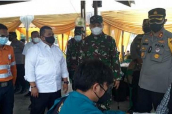 Tambang Emas Martabe gelar Vaksinasi Gotong Royong tahap kedua