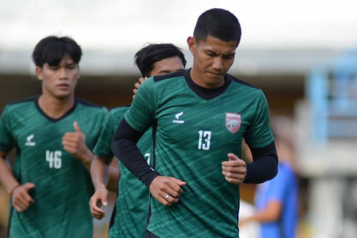 Pemain Borneo FC sudah dua kali vaksin, siap berlaga di Liga